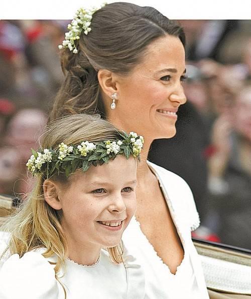 Der Auftritt von Pippa Middleton als Brautjungfer bei der Hochzeit ihrer Schwester Kate machte sie berühmt. Foto: REUTERS