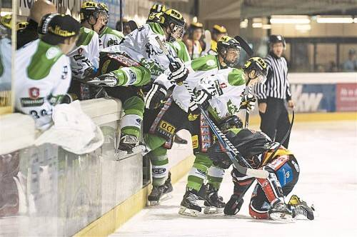 Der EHC Lustenau will dem Nachwuchs in der kommenden Saison viel Eiszeit geben. Foto: stiplovsek