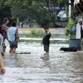 Über ein Dutzend Tote durch Stürme in Mexiko