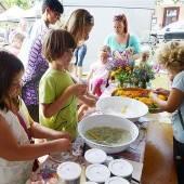 Kinderfest zum Abschluss des Aktivsommers