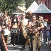 Letzter Mittelaltermarkt in Bregenz