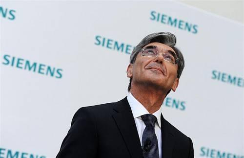 Der neue Siemens-Vorstandsvorsitzende Joe Kaeser. Foto: dpa
