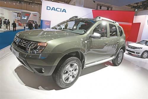 Der überarbeitete Dacia Duster feiert in Frankfurt Weltpremiere. Sein Auftritt fällt jetzt noch robuster aus.