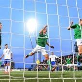Deutschland mit 3:0 auf Färöer