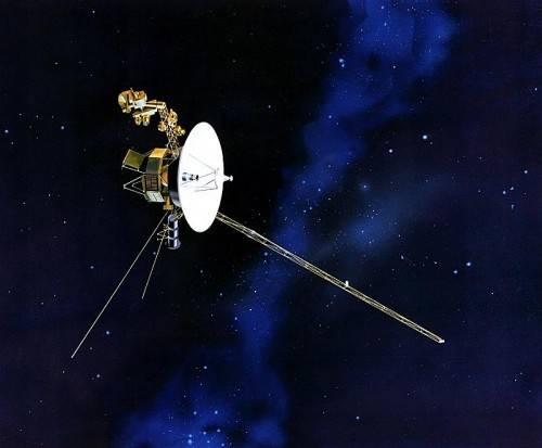 """Die """"Voyager 1"""" ist nicht mehr in diesem Sonnensystem. Foto: DAPD"""