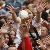 Bilderbuchstart für die Münchner Wiesn