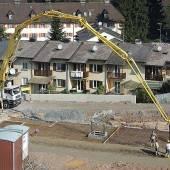 Baustart für nächstes Wohnobjekt Am Stein