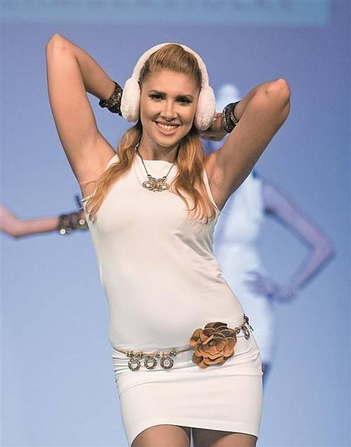 Die Models versprühten nicht nur gute Laune, sondern präsentierten auch aktuelle Mode- und Schmucktrends.