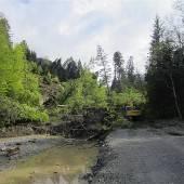 Valorserweg-Sanierung in Dornbirn abgeschlossen