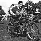 Motorrad-Legende Leo Vinatzer verstorben