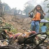 Tropenstürme fordern in Mexiko viele Opfer