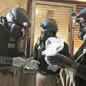 Klare Beweise für Chemiewaffen