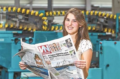 Die Vorarlberger Nachrichten und alle weiteren Medien von Russmedia genau kennenlernen. Foto: VN/Hb