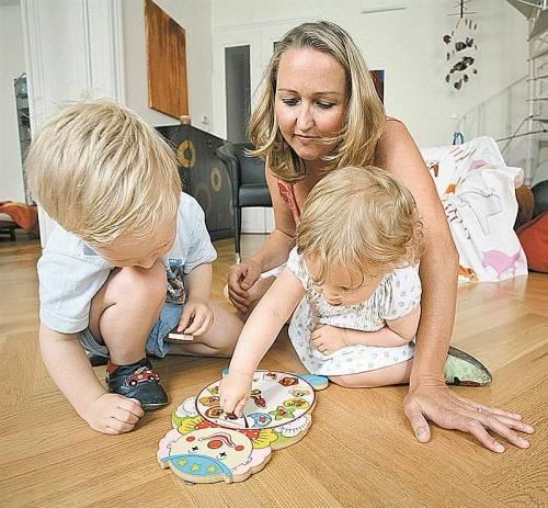 Die einen Parteien wollen das Kinderbetreuungsgeld erhöhen, die anderen vor allem mehr Kindergartenplätze schaffen. Foto: APA