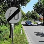 Keine Ausweitung von Tempo 40 in Altenstadt