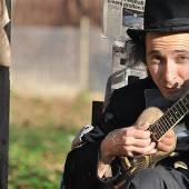 Eine Reise mit dem Musikclown