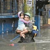 Mehr als 50 Tote nach Super-Taifun Usagi