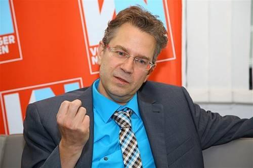 Dr. Frank Lipowsky: Lehrer müssen Impulse geben. Foto: Hofmeister