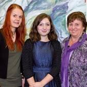 Junge Autoren im Landhaus gefeiert