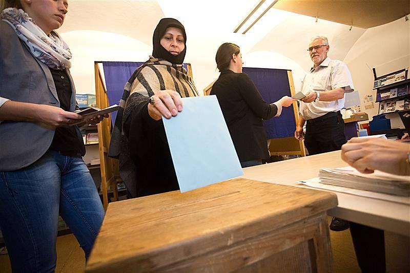 Migranten als Wählerpotenzial