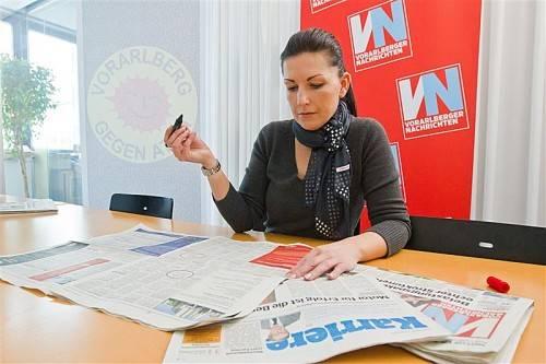 Einer Studie der Zeitungs-Marketing Gesellschaft zufolge durchforsten 93 Prozent der Jobkandidaten zuerst die Stelleninserate in Zeitungen.