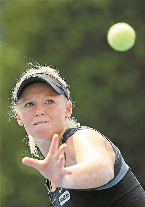 Erster Turniersieg in diesem Jahr: Patricia Mayr-Achleitner. Fot0: gepa