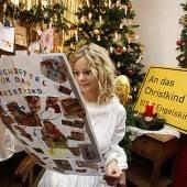 Christkind bekommt schon erste Briefe