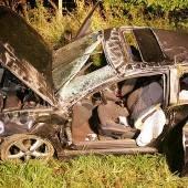 Vier Verletzte bei Unfall in Lindau
