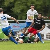 Gerechtes 1:1-Remis beim Hit in der Landesliga zwischen FC Schwarzach und dem SV Lochau