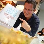 TV-Koch Fankhauser zu Gast in Das Buch