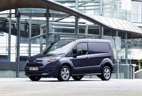 "Ford Transit Connect ist ""Int. Van of the Year 2014."