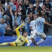 United im Manchester-Derby vorgeführt