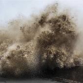 Usagi trifft auf Chinas Küste
