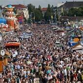 Oktoberfest zieht positive Halbzeitbilanz