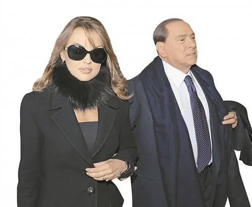 Francesca Pascale hat lange um Silvio Berlusconi gekämpft. Foto: reuters