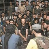 Rebellen im Norden Syriens einigen sich auf einen Waffenstillstand