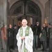 Abschied von Pfarrer Anton Bereuter