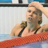 Britta Steffen hat ihre Karriere beendet