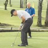 Die Golftrophy im Endspurt