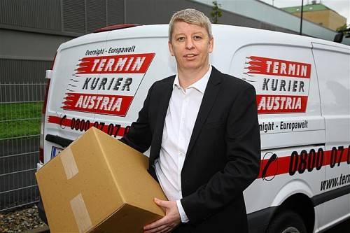 """Geschäftsführer Werner Schuh: """"Unsere Kunden sind das wichtigste Gut, das wir haben."""" Foto: vn/hofmeister"""