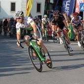 Hrinkow Zweiter in Slowenien