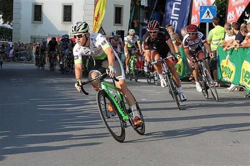Hrinkow zeigte sein Können in der Rad-Bundesliga. Foto: schämmle