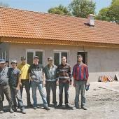 Neues Sozialzentrum gebaut