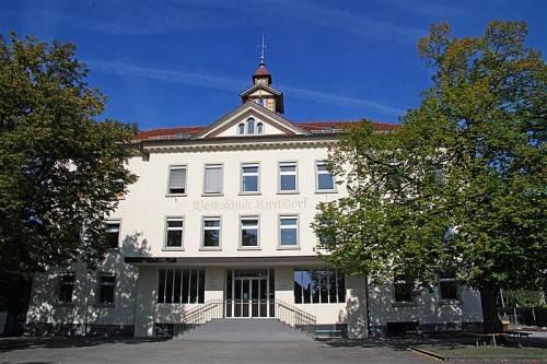 In der Volksschule Kirchdorf eskalierte gestern ein Elterngespräch. Foto: vol.at/pletsch