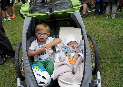 Jakob war mit sieben Wochen der jüngste Teilnehmer. Foto: eh