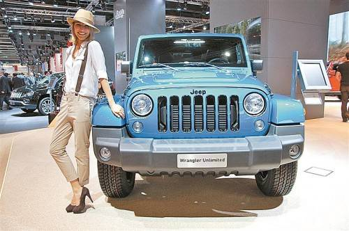 Jeep Polar: Möchte der ärgsten Kälte trotzen.