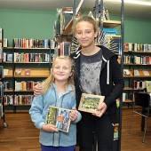 Bunte Feriengrüße für die Bücherei Rohrbach