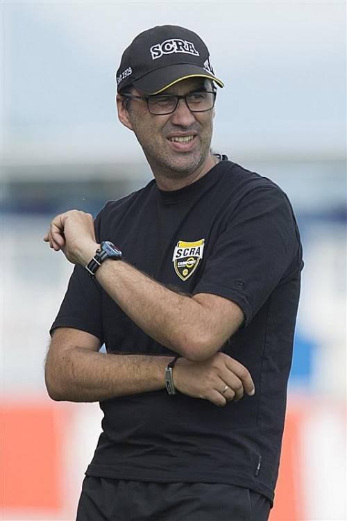 Peter Jakubec ist ab Montag neuer Dornbirn-Trainer. VN-Stiplovsek