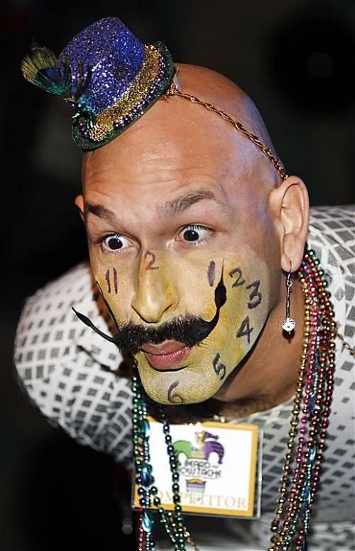 "Keith Haubrich siegte in der ""Dalí""-Kategorie. Foto: AP"