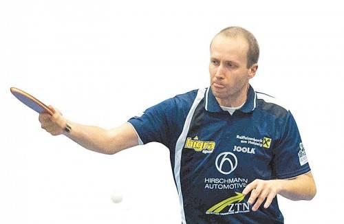 Kennelbach-Routinier Miroslav Sklensky. Foto: rp